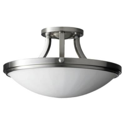 Feiss SF283BS Perry - Two Light Semi-Flush Mount