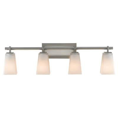 Feiss VS16604-BS Clayton - Four Light Vanity