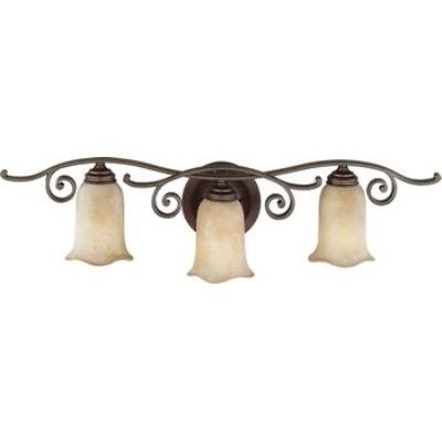 Feiss VS8103-CB Three Light Vanity Strip