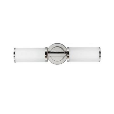 Feiss WB1334PN Industrial Revolution - 2 Light Wall Sconce