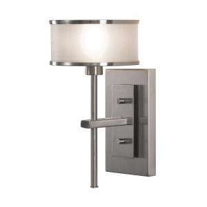 Casual Luxury - One Light Wall Bracket