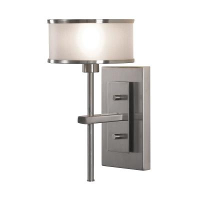 Feiss WB1378BS Casual Luxury - One Light Wall Bracket