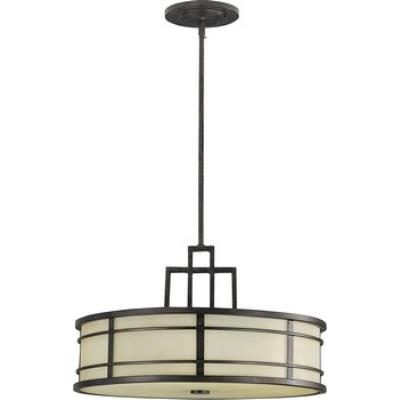 Feiss F2081/3GBZ The Fusion Collection Pendant - Uplight