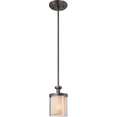 Nuvo Lighting 60/4548 Decker - One Light Mini-Pendant