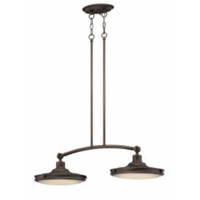 Nuvo Lighting 62/163 Houston - Two Light - Bar Pendant