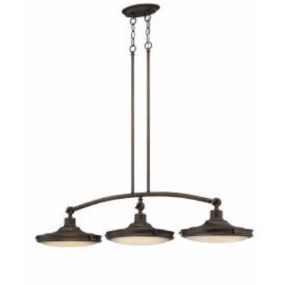 Nuvo Lighting 62/164 Houston - Three Light - Bar Pendant