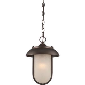 """Tulsa - 14.5"""" 9.8W 1 LED Outdoor Hanging Lantern"""
