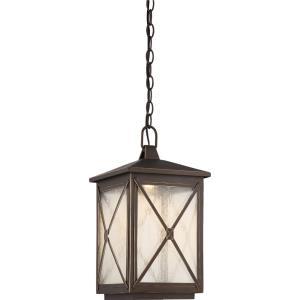 """Roxton - 16.5"""" 14W 1 LED Outdoor Hanging Lantern"""