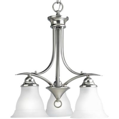 Progress Lighting P4324-09 Trinity - Three Light Pendant