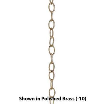 "Progress Lighting P8757-91C Accessory - 10"" Chain"