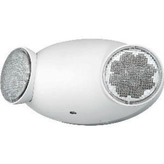 Progress Lighting PE012-30 Dual LED Head Emergency Light