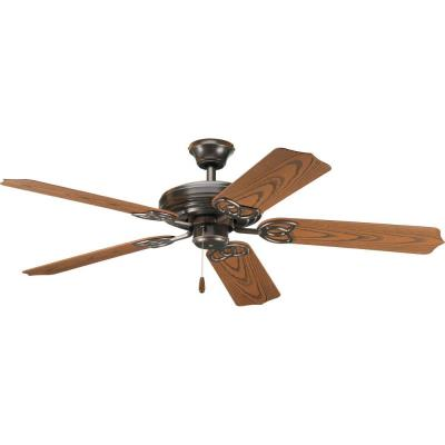 "Progress Lighting P2502-20 Air Pro - 52"" Ceiling Fan"