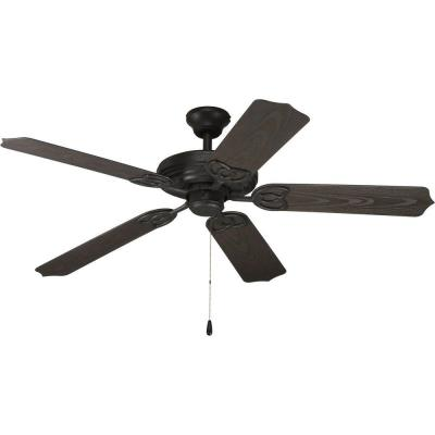 "Progress Lighting P2502-80 Air Pro - 52"" Ceiling Fan"
