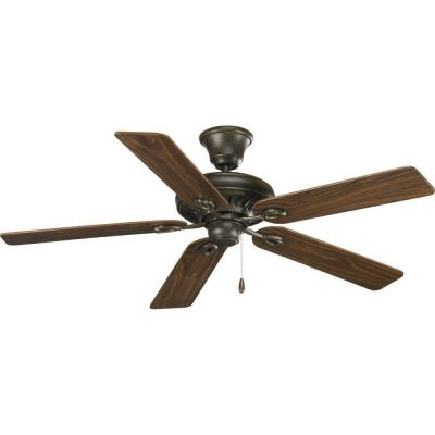 "Progress Lighting P2521-77 Air Pro - 52"" Ceiling Fan"