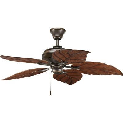 "Progress Lighting P2526-20 AirPro - 52"" Ceiling Fan"