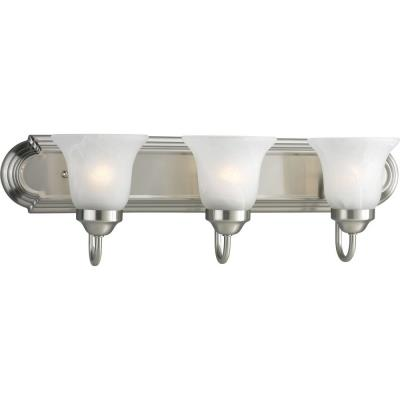 Progress Lighting P3053-09EBWB Builder - Three Light Bath Vanity