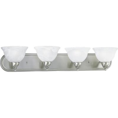 Progress Lighting P3156-09EBWB Avalon - Four Light Bath Vanity