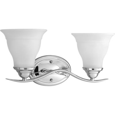 Progress Lighting P3191-15 Trinity - Two Light Bath Vanity