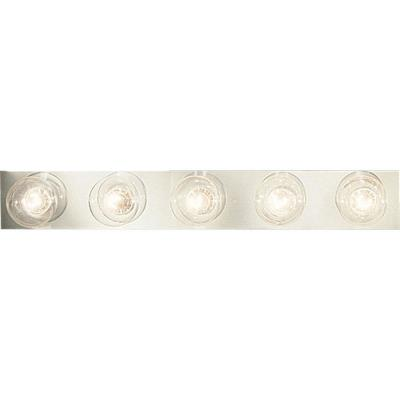 Progress Lighting P3335-15 Broadway - Five-Light Bath Fixture