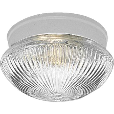 Progress Lighting P3405-30 Fitter - One Light Flush Mount