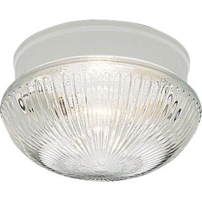 Progress Lighting P3406-30 Fitter - Two Light Flush Mount