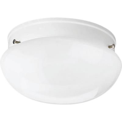 Progress Lighting P3408-30 Fitter - One Light Flush Mount