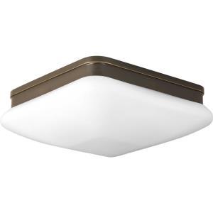 Appeal - Two Light Flush Mount