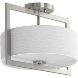 "Harmony - 10.25"" Three Light Convertible Semi-Flush Mount"