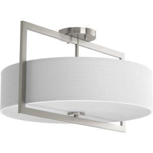 "Harmony - 11.25"" Three Light Convertible Semi-Flush Mount"