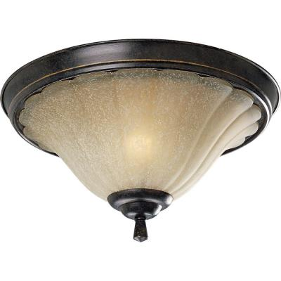Progress Lighting P3598-84 Le Jardin - Two Light Flush Mount