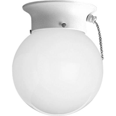Progress Lighting P3605-30SW One Light Flush Mount