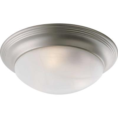 Progress Lighting P3697-09 Three Light Flush Mount