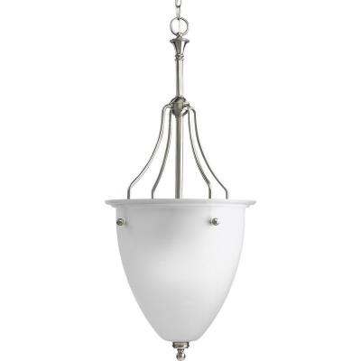 Progress Lighting P3794-09 Three-Light Inverted Pendant Fixture