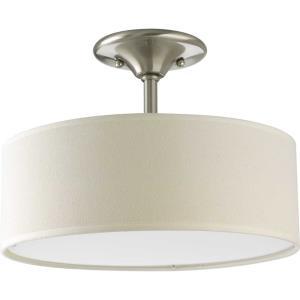 Inspire - Two Light Semi-Flush Mount