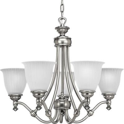 Progress Lighting P4115-81 Five-Light Chandelier Fixture
