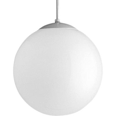 Progress Lighting P4403-29 Opal Globes - One light Pendant