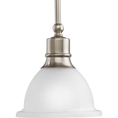 Progress Lighting P5078-09 Madison - One Light Mini-Pendant