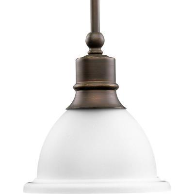 Progress Lighting P5078-20 Madison - One Light Mini Pendant