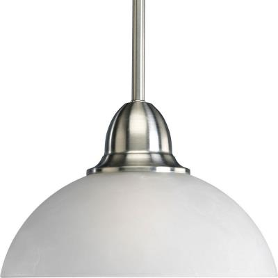 Progress Lighting P5125-09 Pavilion - One Light Mini-Pendant