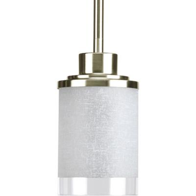 Progress Lighting P5147-09 Alexa - One Light Mini Pendant