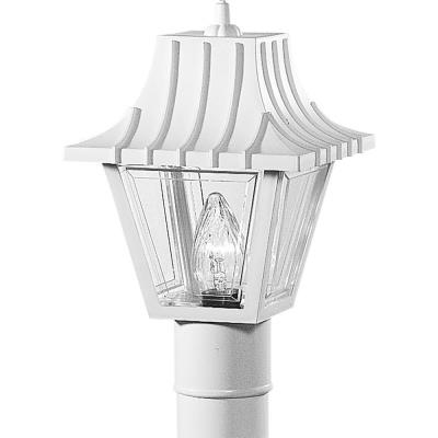 Progress Lighting P5414-30 Mansard - One Light Outdoor Post