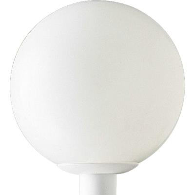 Progress Lighting P5426-60 Acrylic Globe - One Light Outdoor Post Lantern