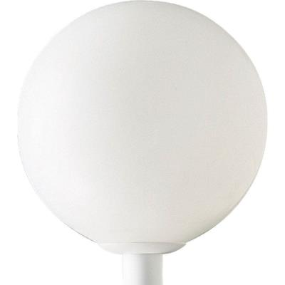 Progress Lighting P5446-60 Acrylic Globe - One Light Outdoor Post Lantern