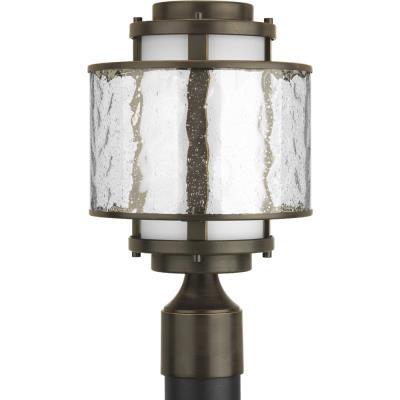 Progress Lighting P5499-20 Bay Court - One Light Outdoor Post Lantern