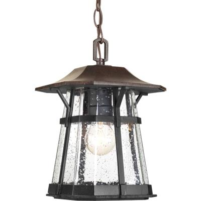 Progress Lighting P5579-84 Derby - One Light Outdoor Hanging Lantern