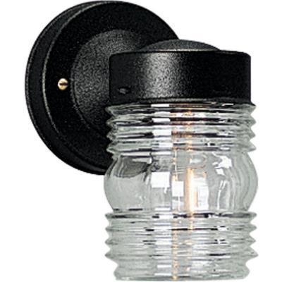 Progress Lighting P5602-31 Utility - One Light Outdoor Wall Mount