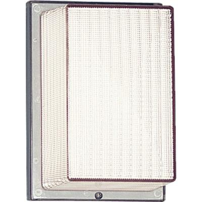 Progress Lighting P5691-68 Hard-Nox - One Light Outdoor Wall/Flush Mount