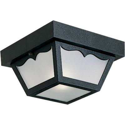 Progress Lighting P5744-31 One Light Outdoor Flush Mount