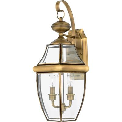 Quoizel Lighting NY8317 Newbury - Two Light Large Wall Lantern