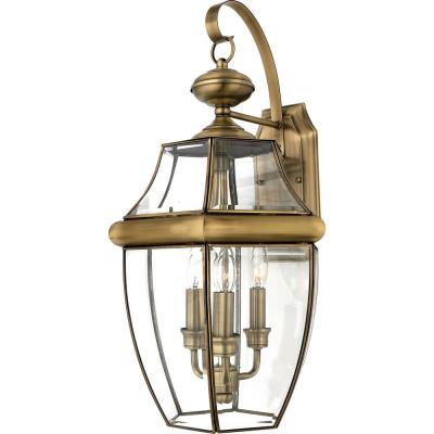 Quoizel Lighting NY8318 Newbury - Three Light Large Wall Lantern
